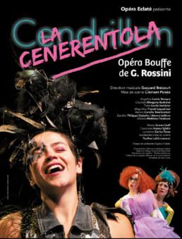 La Cenerentola Opéra Bouffe de G. Rossini