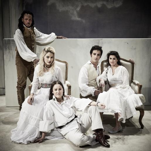 Les Noces de Figaro Mozart / Beaumarchais