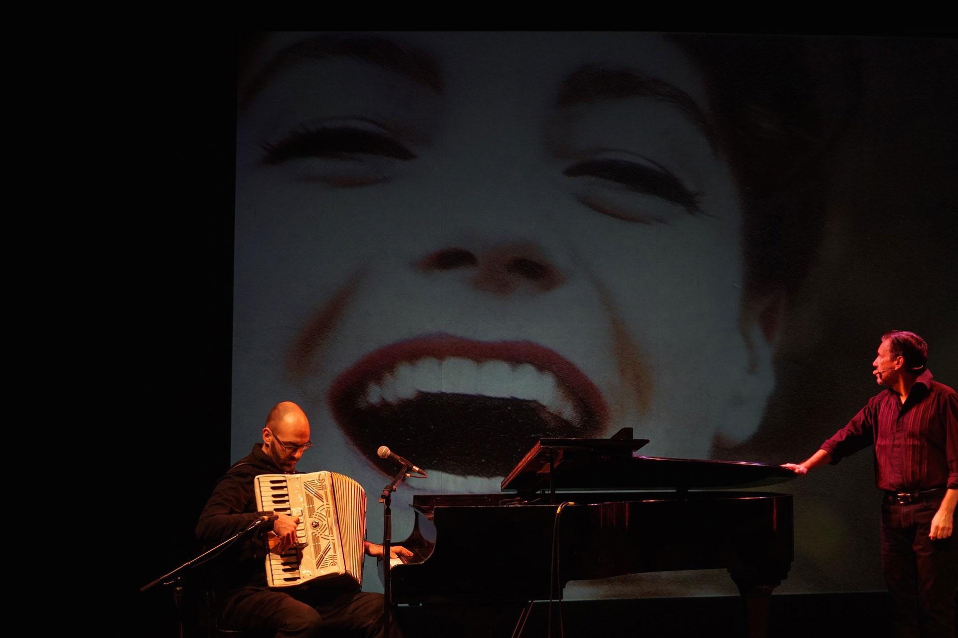 Eric Perez chante son cinéma